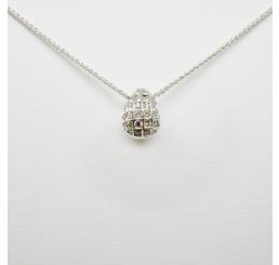 Salvini Collana Fantasia Goccia Diamanti