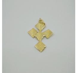 Quaglia Ciondolo Croce