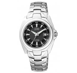 Citizen Orologio SuperTitanio Marinaut Lady EcoDrive