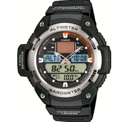 Casio Orologio Analogico Digitale ALTIMER BAROMETER