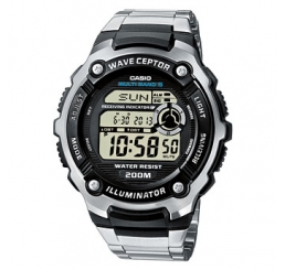 Casio Orologio Digitale WaveCeptor RadioControllato