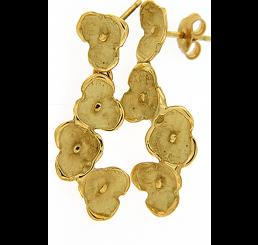Quaglia Orecchini Oro giallo  18K